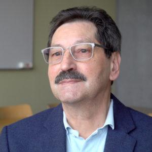 Jacques Nuoffer, président du groupe de soutien aux personnes abusées dans une relation d'autorité religieuse, SAPEC.